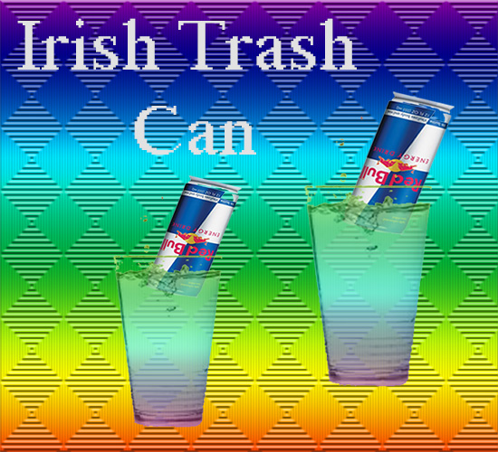 Irish Trash Can Drink Shot Recipe
