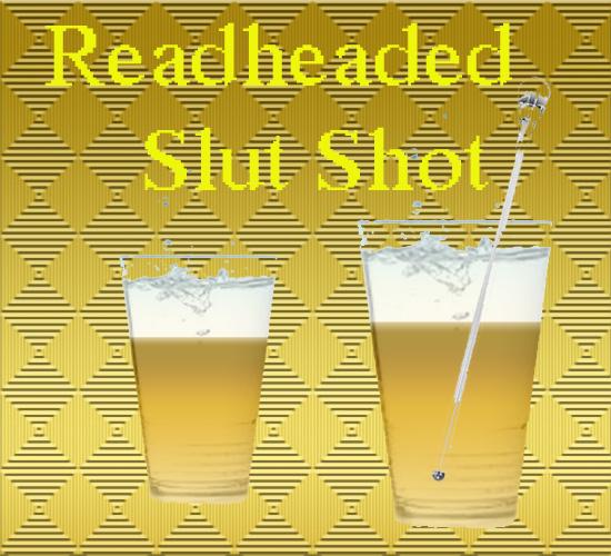 Red Headed Slut Shot Drink Cocktail Recipe Cocktailpedia